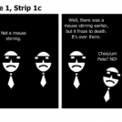 Hamlet, Act I, Scene 1, Strip 1c