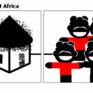 School at Africa