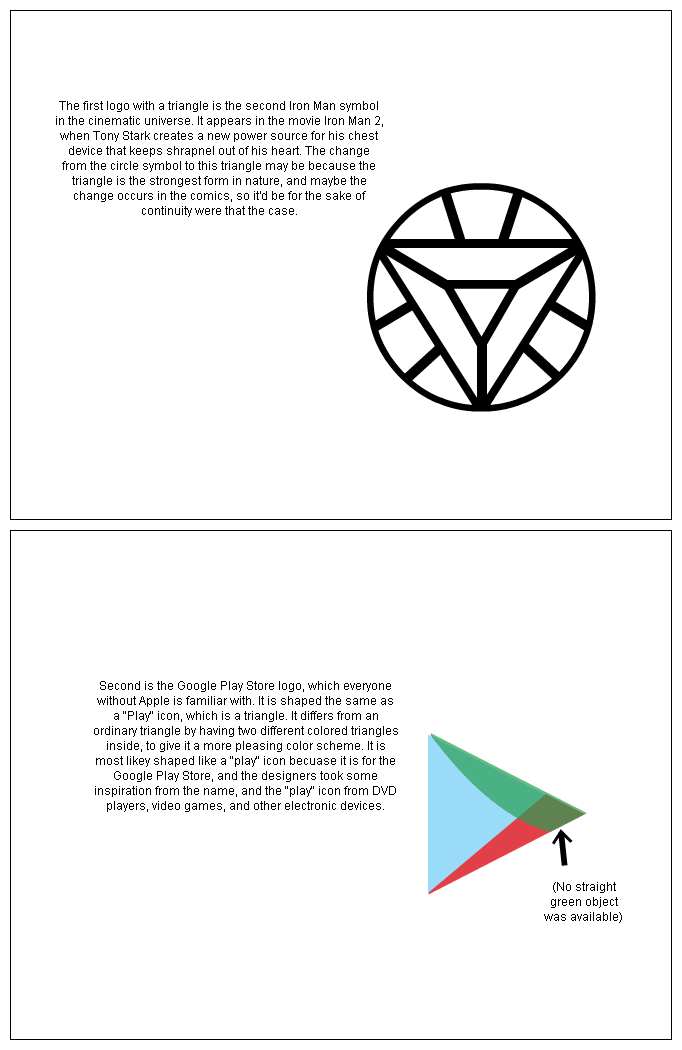 Congruent Triangle Logo project pt. 1