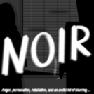Noir - Booklet cover