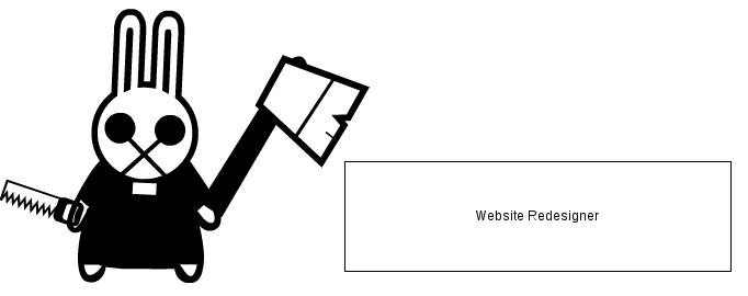 website redesigner