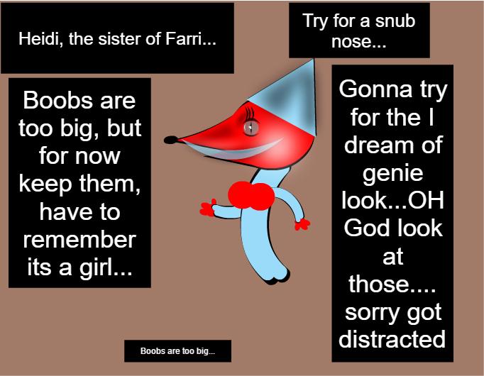 Farri's sister