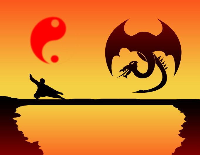 Ying Yang: Kung Fu