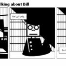 Bill the Klingon - Talking about Bill
