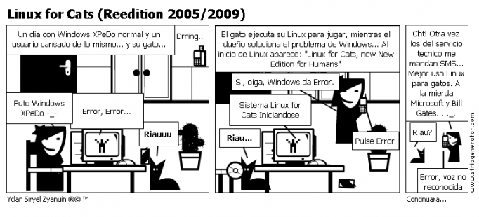Linux for Cats (Reedition 2005/2009)