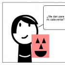 Calaverita o Halloween.