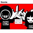 T-shirt for Dorota