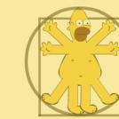 Homero de Vitruvio.