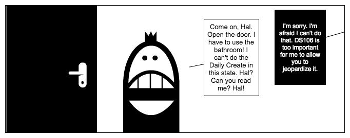 Hal and the Door