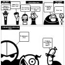 Buzin chronicles - the comic