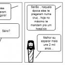 Papo Jesus e Deus.