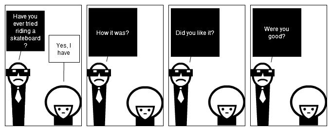 3rd comic