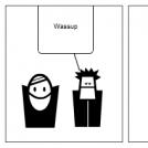 I hate Rubbidh jokes (1st comic)