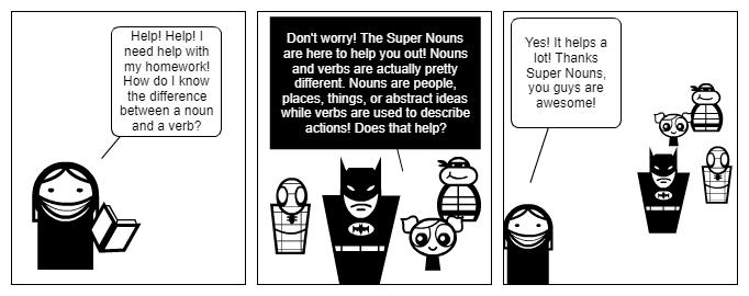 Super Nouns