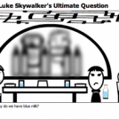 Young Luke Skywalker's Ultimate Question