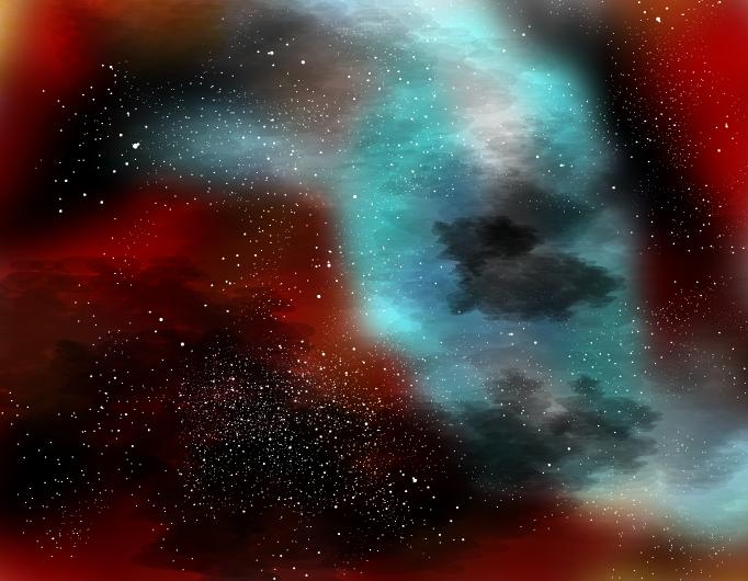 The Rift Nebula