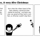 Afrochan Adventures, A very Afro Christmas