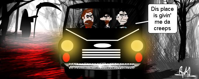 The Cosa Nostra #2