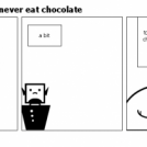 why turtles should never eat chocolate