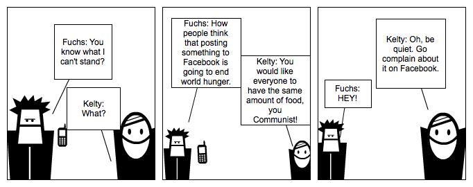 Kelty vs. Fuchs