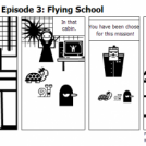 Tommy and Wayne Episode 3: Flying School