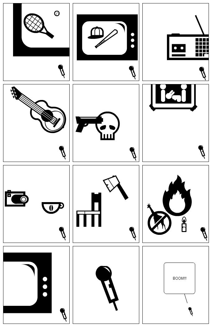 comics as music notation 03