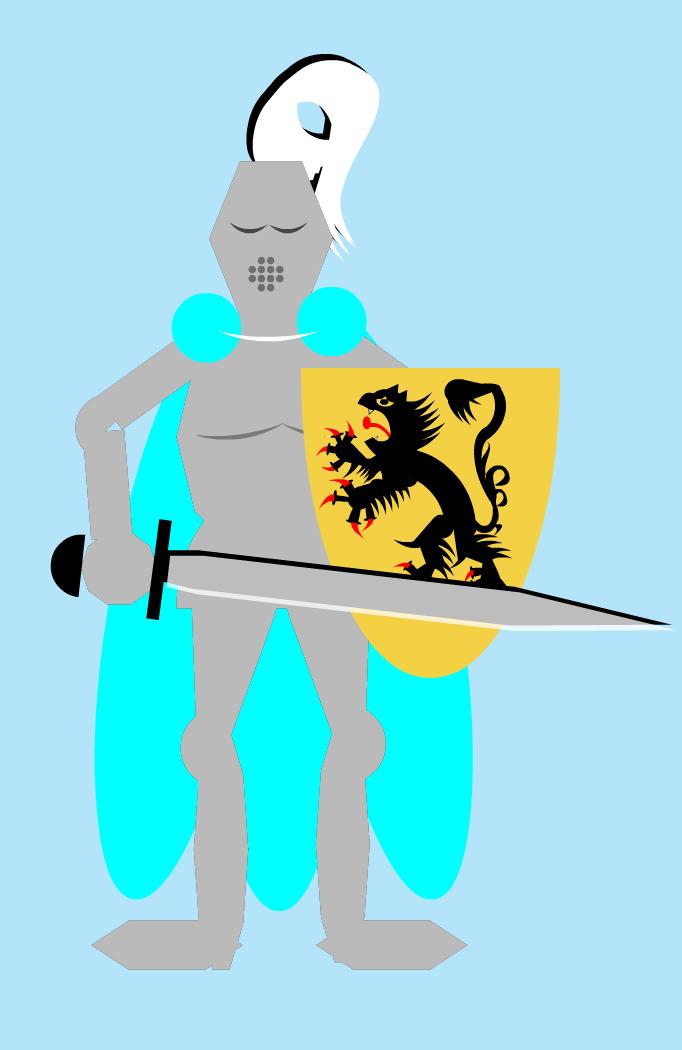 Sir Richard, Paladin