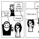 LA CHICA SELOSA