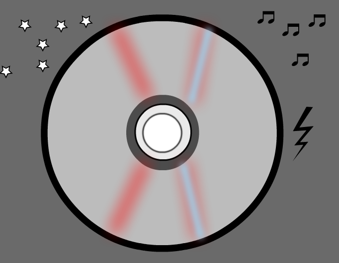 A Compact Disc