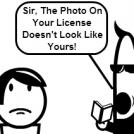 License Pic!