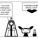 Retail Hell - The Bridal Shop
