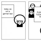 the GERMAN test