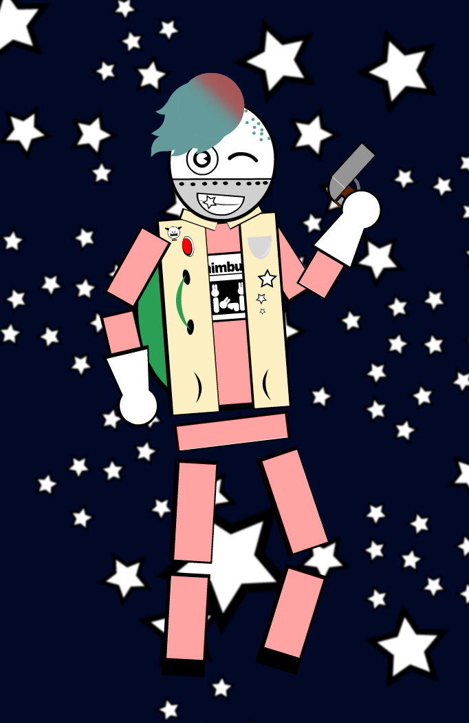 Going to Space: Fealing Dandy!