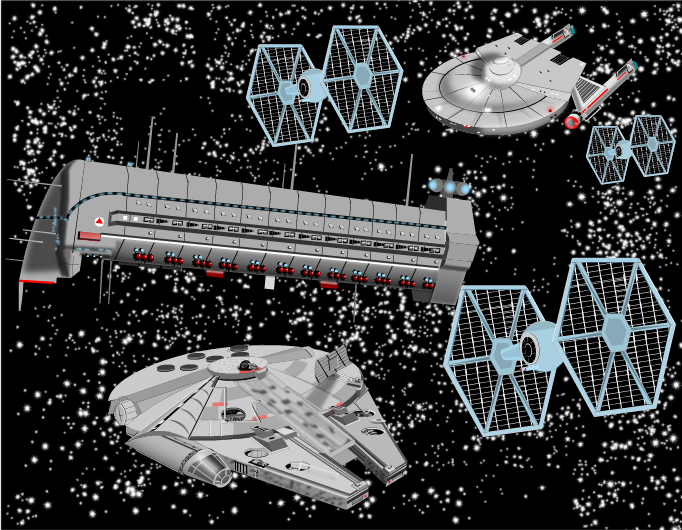 Library Ships