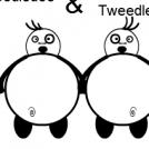 Tweedledee & Tweedledum