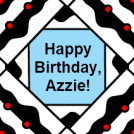 Happy Birthday, Azzie!