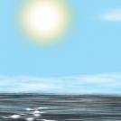 Sky, Sun, and Sea