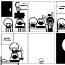zongo y mongo en el dentista