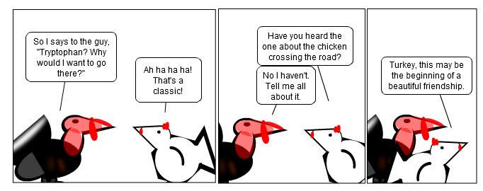 Tom-foolery