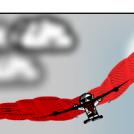 Miskec flying