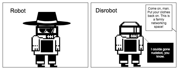 Robot Pun Fun