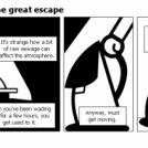 Bill the Klingon - The great escape