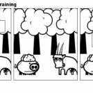 Animal Spy Disguise Training