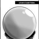 Crystal Fortune Ball