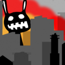 Yuge Bunnyzilla