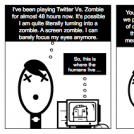 Digital Writing Month: Screen Zombies
