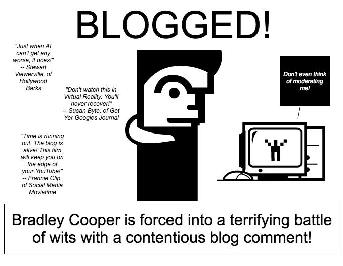 Blogged!