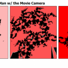 Cinematic Orchestra Man w/ the Movie Camera