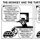 The Monkey and the Turtle (2012-02-18)