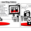 Generation Rescue - rewriting history